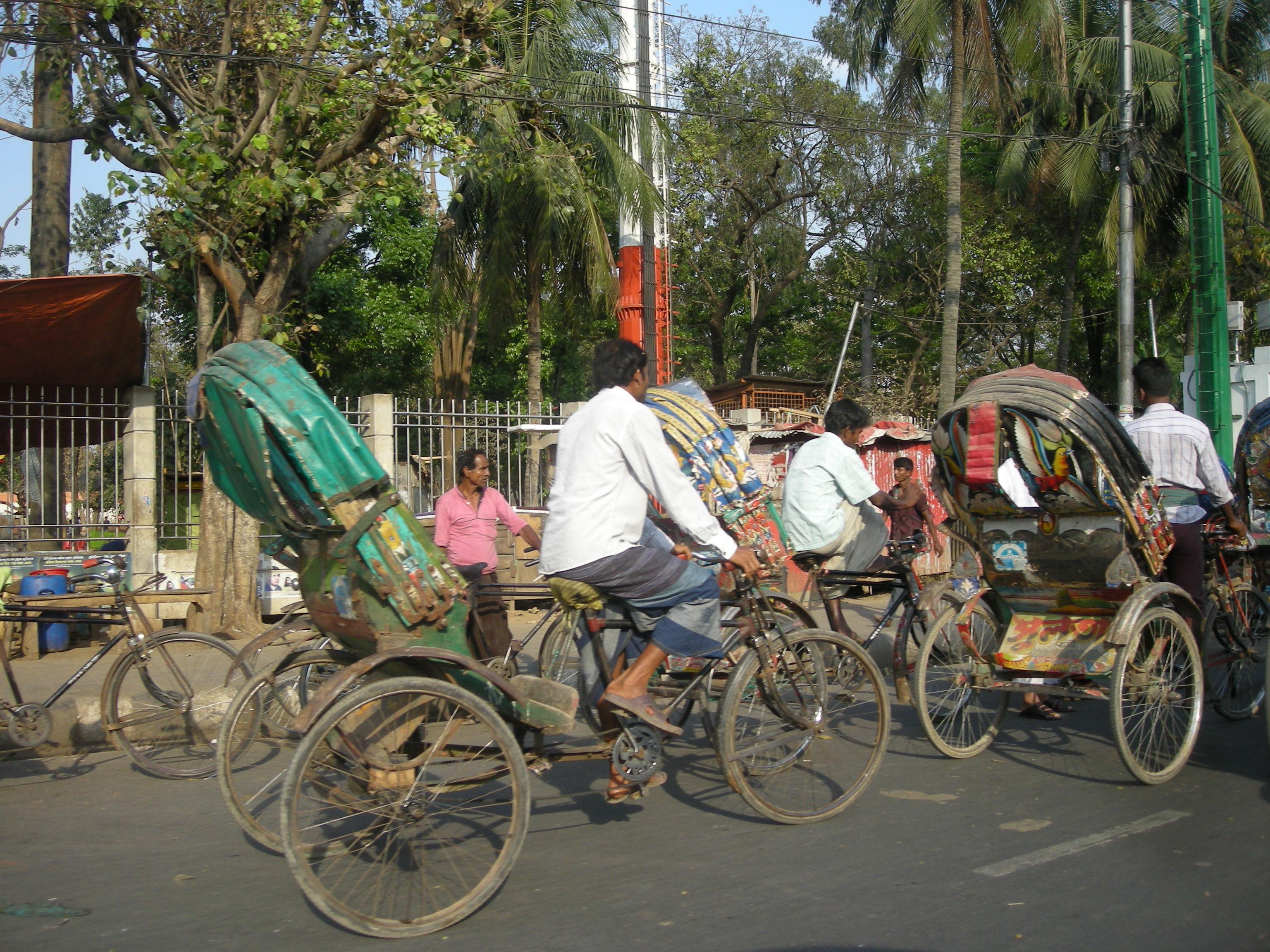 Bangladesh Dhaka Transports 4