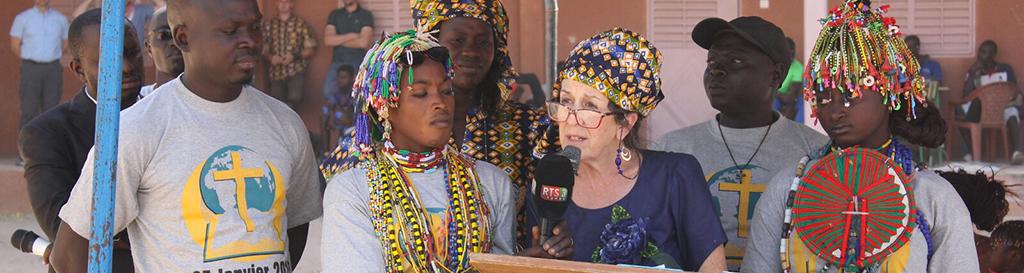 Traduction du nouveau testament et de la Genèse en Conagui-Wamey