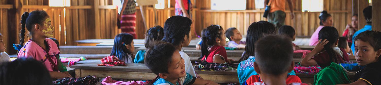 Les écoles en Asie du Sud-Est : l'école SLM