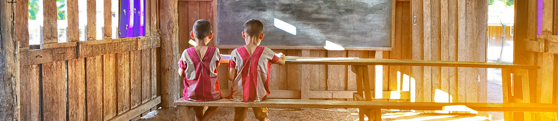 Les écoles en Asie du Sud-Est : l'école K S