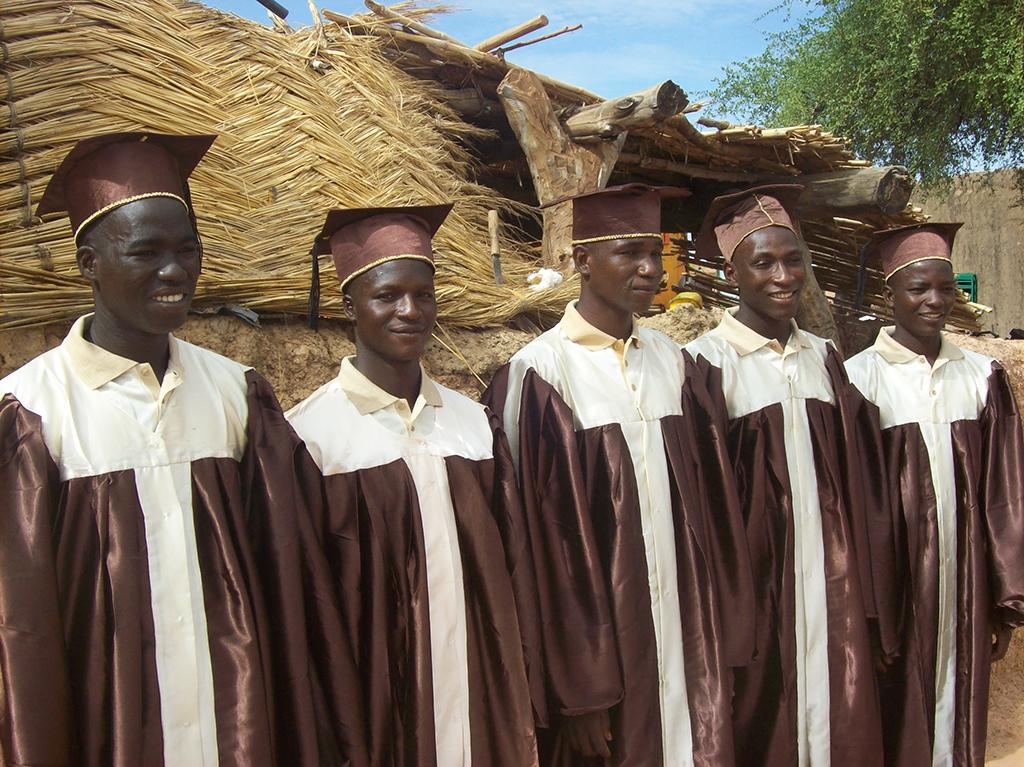 Parrainer des étudiants en Afrique