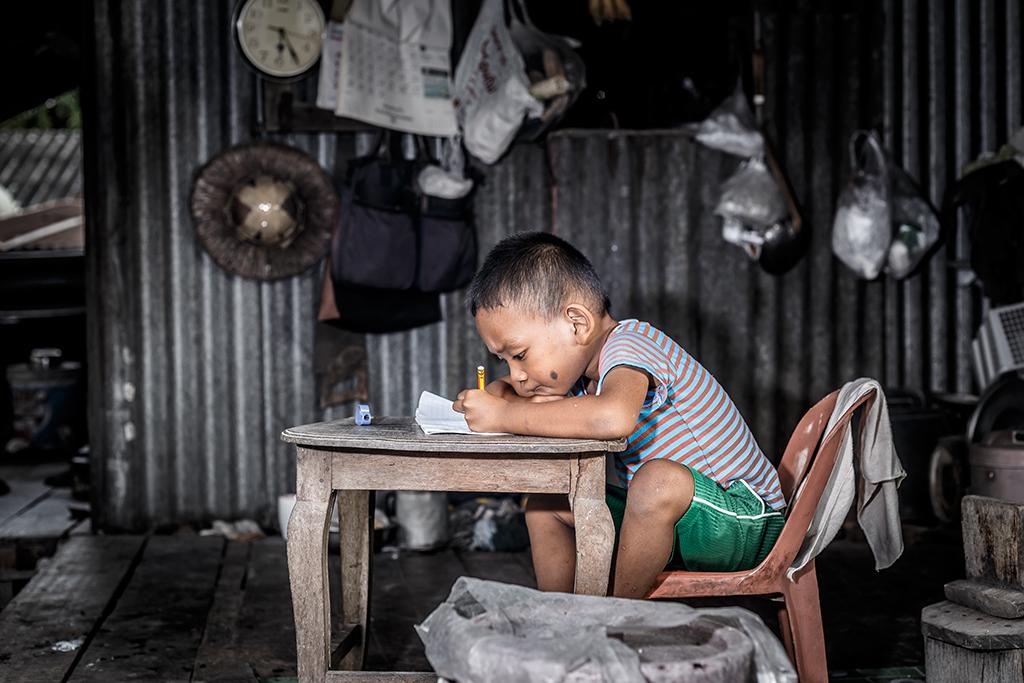 Enfants en familles d'accueil - Parrainnage d'enfants