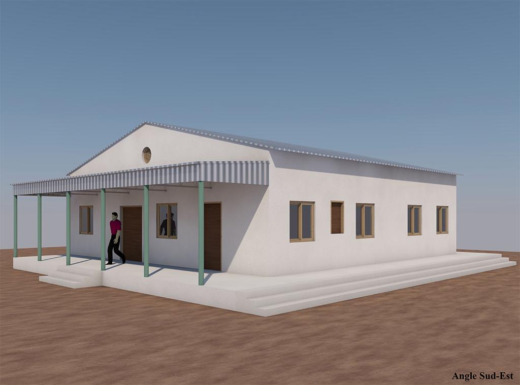 Projet centre médical communautaire